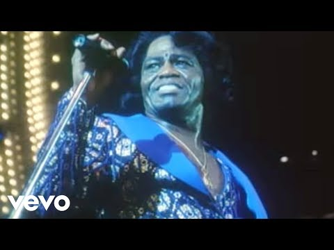 James Brown - Living In America video