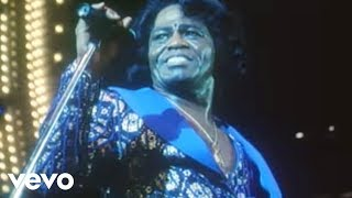 Watch James Brown Living In America video