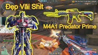 M4A1-S Predator Prime • Ghost Mode ✔ Pino.NTK
