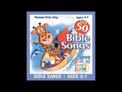 The Wonder Kids - The Top 50 Bible Songs (Part 1)