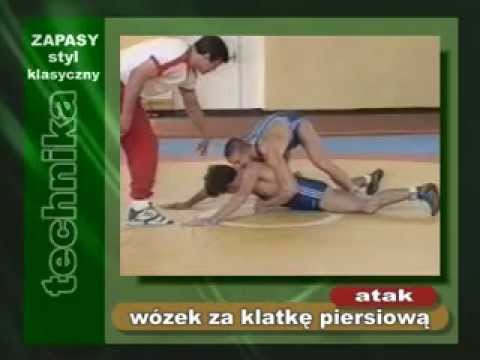 Greco-Roman wrestling training moves Image 1