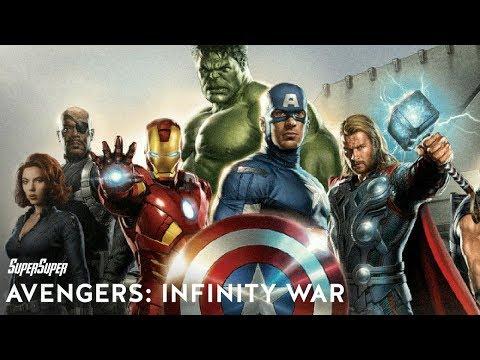 Avengers: Infinity War - Marvel Cinematic Universe Wiki