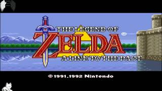 The Legend of Zelda: A Link to the Past (Got The Master Sword Already)
