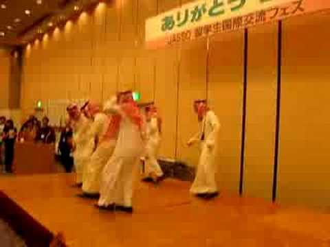 سعوديون في اليابان