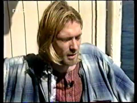 Kurt Cobain Nirvana Bravo TV 1998 (GERMAN)