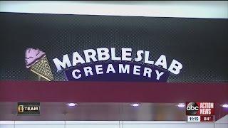 Dirty Dining: Marble Slab Creamery