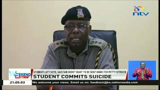 Form 3 student at Butere Girls High School commits suicide by hanging