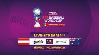 Austria v Australia - U-23 Baseball World Cup 2016 - Gm 1