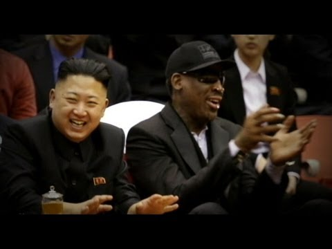 Dennis Rodman North Korea Visit: Basketball Star to Ask  Kim Jong Un to Free Imprisoned American