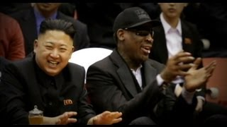 Denis Rodman North Korea Visit: Basketball Star to Ask  Kim Jong Un to Free Imprisoned American  9/4/13