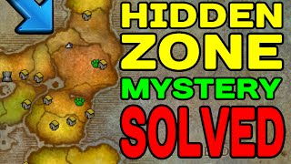 World of Warcraft: Hidden Zone Mystery SOLVED !!