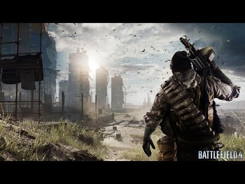 Battlefield 4 - Suez Gameplay