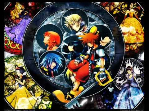 KINGDOM HEARTS SIMPLE AND CLEAN - INSTRUMENTAL VERSION -
