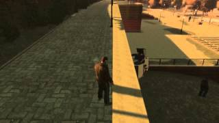 """Game Fails: GTA IV """"Shouldn't have looked down"""""""