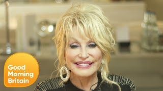 Dolly Parton My Husband Is Not Necessarily One Of My Biggest Fans Good Morning Britain