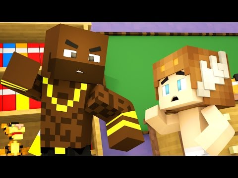 Minecraft Daycare - BABY BULLIED !? (Minecraft Kids Roleplay) w/ UnspeakableGaming