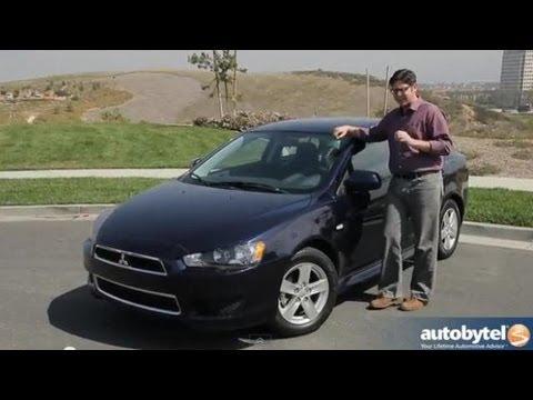 2013 Mitsubishi Lancer SE AWC Test Drive & Compact Car Video Review