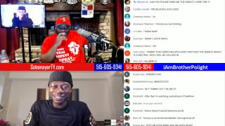 download Who Do You Think Won The Debate? Pt 1 Tommy Sotomayor & Brother Polight Answer Your Calls Live! Video