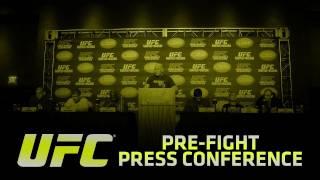 UFC on FOX: Evans vs Davis Pre-fight Press Conference
