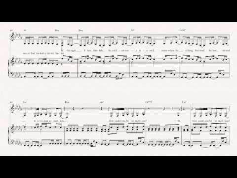 Baritone Sax - Heartless - Kanye West Sheet Music, Chords, & Vocals video