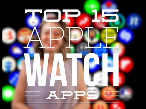 ABSOLUTE BEST APPLE WATCH APPS // ROBIN RHYS