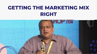 Getting the marketing mix right