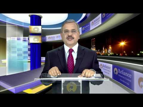 RIL's Annual Financial Results FY 2013-14: Umesh Upadhyay, Spokesperson (Clean Feed)