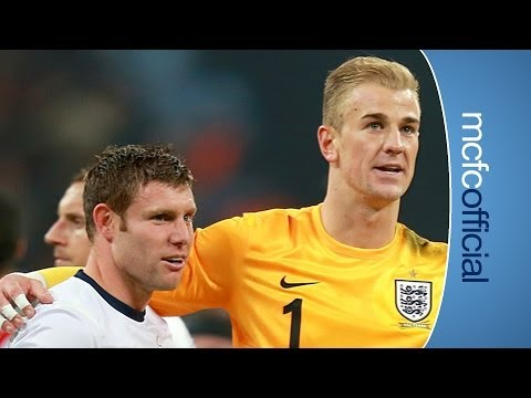 #askjoeandjames - Joe Hart & James Milner answer fans questions live!