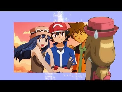 ☆p0k3m0n~Serena & Dawn/Hikari~ F@shion [dedicated to PokemonRangerDenise]☆