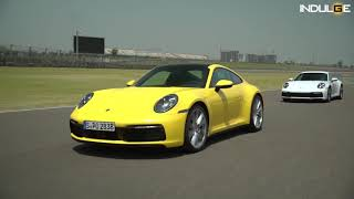 The all-new Porsche 911 is now in India!