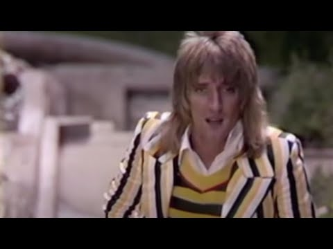 Rod Stewart - the First Cut Is The Deepest (official Music Video) video