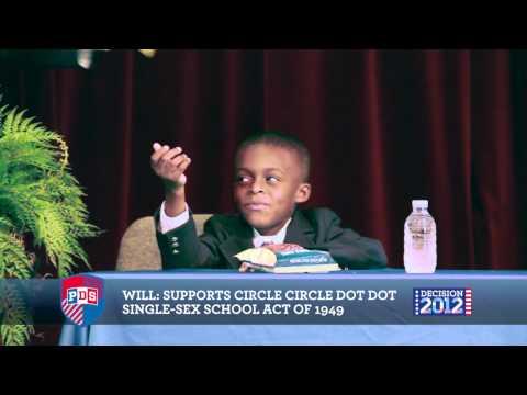 Presidential Debate at Presbyterian Day School, Memphis TN - 10/14/2012