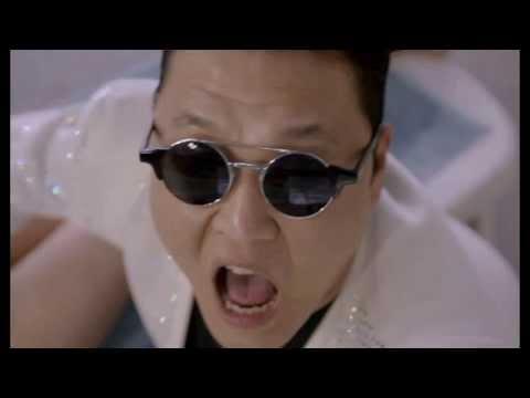Psy Gentleman M/V with Lyrics Korean English