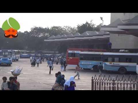 Mahatma Gandhi Bus Station Hyderabad Andhra Pradesh