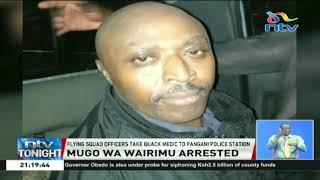 Flying Squad officers arrest quack medic Mugo Wairimu