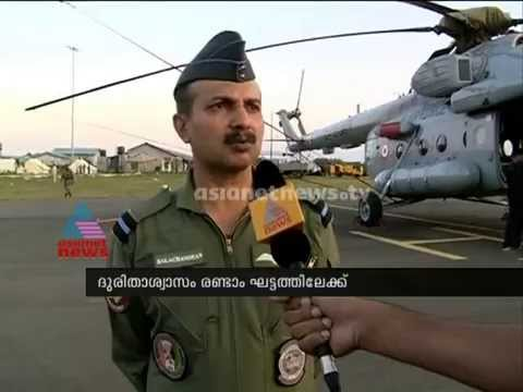 Kashmir Floods: Air Commodore B.Balachandran speak about Indian Army's Rescue Operation