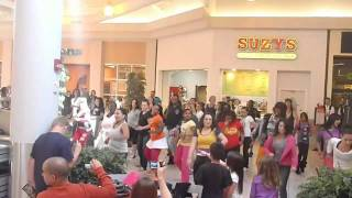Zumba Flash Mob; Clarksville, TN