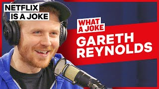 Gareth Reynolds Is Responsible For LA's Syphilis Outbreak | What A Joke | Netflix Is A Joke