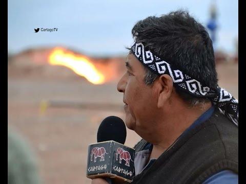 Hermanos Mapuche suspenden el acceso al Yacimiento Loma Campana