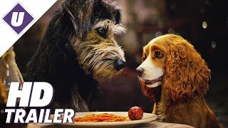 Lady and the Tramp (2019) - Official Trailer | Tessa Thompson, Justin Theroux, Janelle Monae | D23