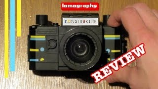 Lomography Konstruktor 35mm Film Photography Review