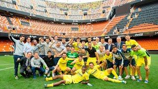 Valencia 1-3 Villarreal Jornada 38 LaLiga 2016/17