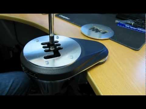 Thrustmaster Th8rs Shifter Review For Ps3 And Pc How To