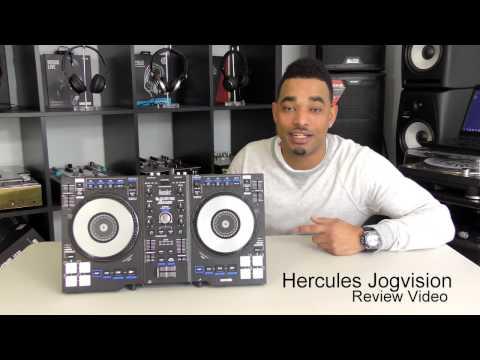 Hercules DJ Control Jogvision Review