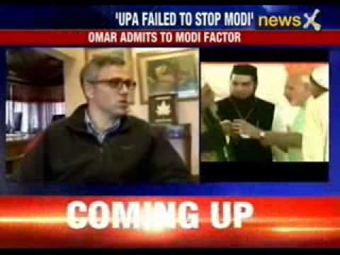 NewsX Exclusive: Only fools would feel that there is 'No Modi Wave', says Omar Abdullah