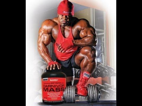 Which Protein Powder Does Kai Greene Use? Optimum