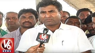 BSP Leader Sunil Reddy Face To Face, Slams TRS Govt Over Balkonda Development