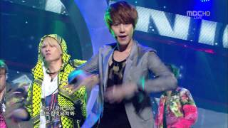 Watch Super Junior Superman mr Simple Comeback video