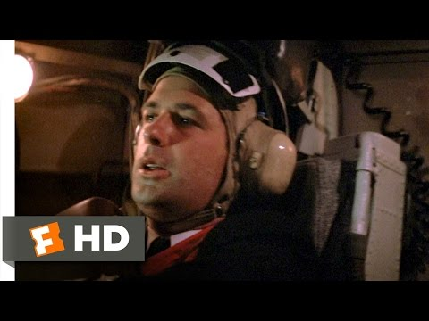 The Hunt For Red October (3/9) Movie CLIP - Turbulence (1990) HD