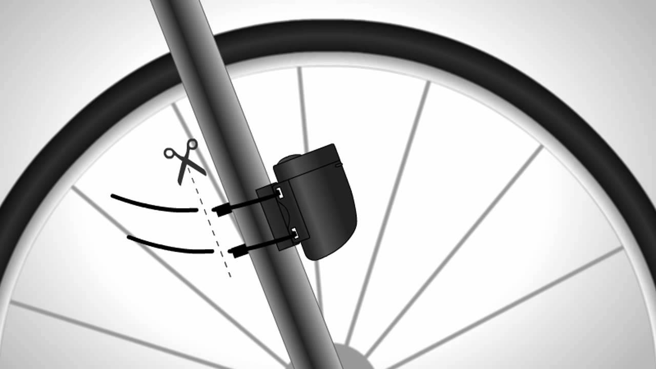 Установка и настройка / a cycling computer